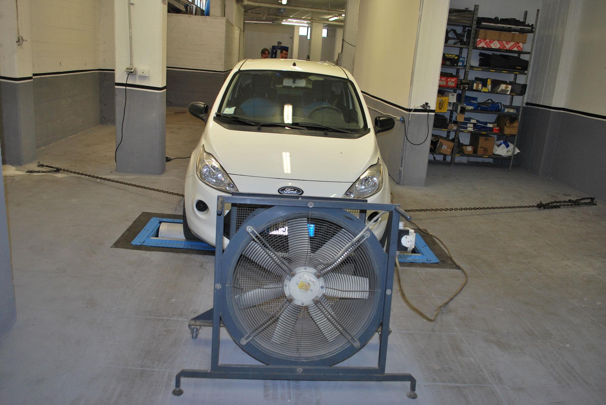 officina meccatronica palermo banco prova ford ka 1